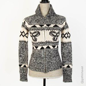 TNA Sea-To-Sky Wool Sweater